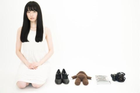 11/11より齋藤明里によるセルフポートレートの写真展「わたしのおきにいり」が開催