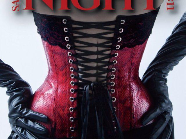 ドレスコードはコルセット!3/19開催『Salon Corset Night Vol.11』西麻布RAUL