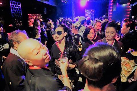 4/30日本橋三井ホールにて黒留袖のイベント「黒留NIGHT™~Débutante ball~」開催